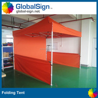 Custom logo printed pop up canopy