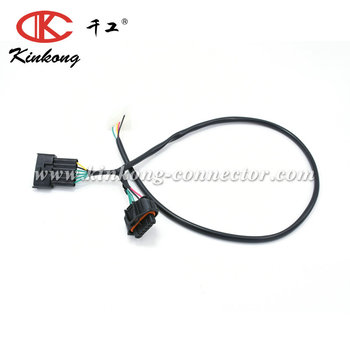Kinkong Electronic Equipment Cable Assemblies Pedal looms custom cable assemble