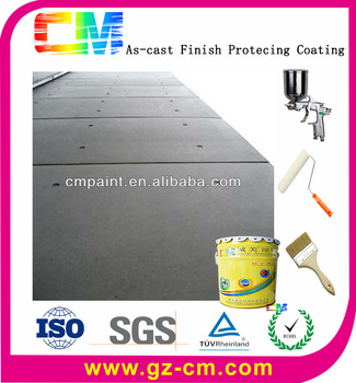 As-cast Finish Concrete Wall Coating best exterior paint asian paints wall paint