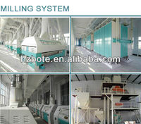 High Quality & Low Price auto flour mill/roller flour milling agricultural making machine/flour mill equipment
