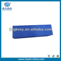 blue color flexible high elastic eva foam strip factory