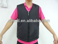USB Warm Electric Battery Heating Padding Vest/Safety Vest