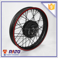 Most Popular Nice Design Lightweight Racing Motorcycle Wheels With Disc Brake