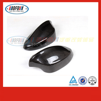 2005-2008 For Bmw 3 series E90 replacement car side mirror cover carbon fiber promotion
