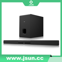"2.1 Soundbar 6.5"" Wireless Subwoofer And Max Bass Chip By Sound Appeal S-1106"