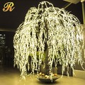 2017 Artificial willow tree for Weeping led light