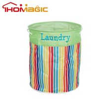 Top level ECO-Friendly laundry basket corner basket