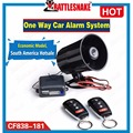 RFID Remote Anti-hijacking Car Alarm Programmable Ignition Timer System