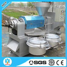 Hot press screw oil press price