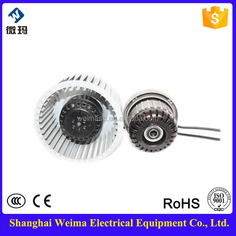 Good Quality High Velocity Centrifugal Fan Motor And Low Energy Consumption