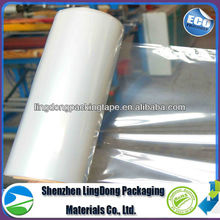10% off for packaging film shrink film printed screen protector film roll