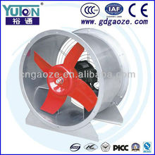 T35-11 Axial Duct Exhaust Air Blower Fan
