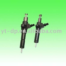 Pencil injector fuel injector