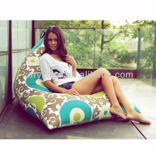 Jaxx Twist Indoor Outdoor Beanbag Chair ,folding outdoor bean bag relaxing recliner