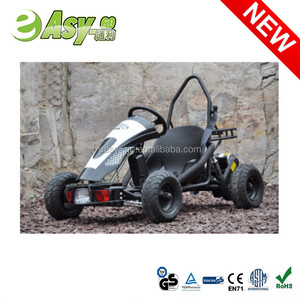 Safety mini kids 500w electric cheap racing go kart for sale