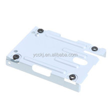 2014 hot selling Hard Disk Drive Mounting Bracket for PS3 Super Slim video game accessories