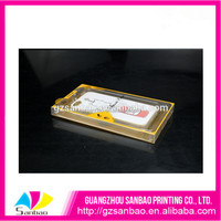 Unique promotional cheap pretty phone case with plastic packaging box