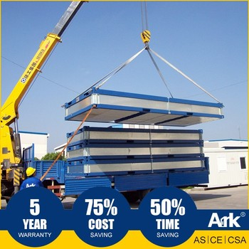 ARK Good Quality Transpac building