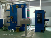 17DST Middle Copper Wire Rod Drawing &Annealing Machine -Factory