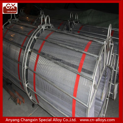 high quality ferro chrome / ferro alloy cored wires used in steelmaking