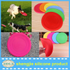 High quality Non-toxic dog flying disc Durable floppy disc dog play toy