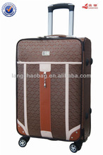 china factory trolley travel bag with chair trolley bag leather laptop trolley bags
