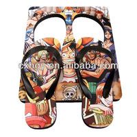 Sandals and sleepers, heat transfer sandals, custom printed sandal wholesale