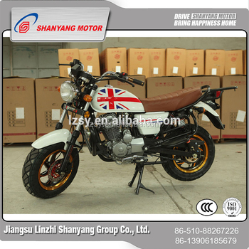 China popular gasoline two wheel motorcycle with high quality and low price SY150-11