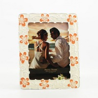 hot sale fantastic scenery metal photo frame
