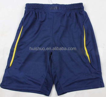 wholesale custom soccer mens shorts, men gym running shorts