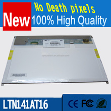 high quality cheap laptop screen 14.1 inch laptop screen led laptop display LTN141AT16