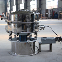 New type vibrator screen, professional ultrasonic circular vibrating screen