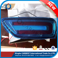 High Quality Rear fog lamp for Nissan Patrol