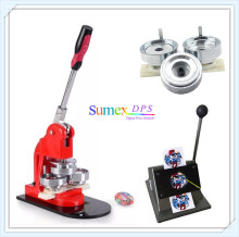 Manual Square DIY Button Badge Making Machine