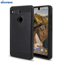 2018 New Release TPU PC Hybrid Protective Combo Case Mobile Phone Armor Case For Essential Phone PH-1 [Sprint]