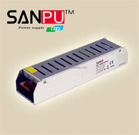SANPU SMPS LED Driver 24v 4a 100w Constant Switching Power Supply 110v 220v ac-dc Lighting Transformer
