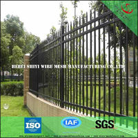 steel wall fencing (Professional producers)