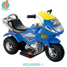 WDJH9938-1 Best Selling Mini Three Wheel Motorcycle For Kids With Music And Headlight