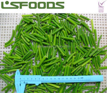 Frozen IQF Garlic Bolts/Garlic sprout for sale