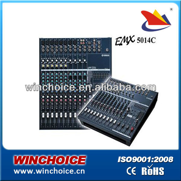 powered mixer console EMX5014C