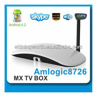 2014 New Product Dual Core Mini PC, Android TV Box Camera, Internet Set Top Box OTT TV Box