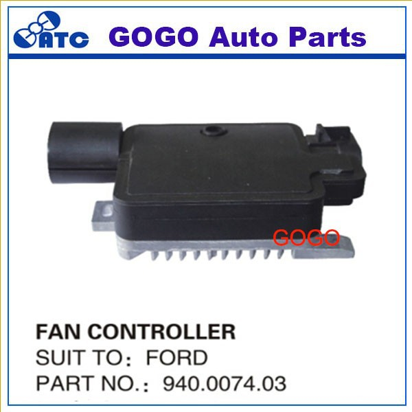 High quality Radiator Cooling Fan Control Module fan controller For Ford 940007403