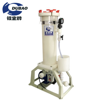 Efficient, Reliable and Sustainable PP cartridge filter machine with carbon filter cartridge