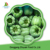 Chinese Exporting IQF Frozen Green Bell Pepper On Sale