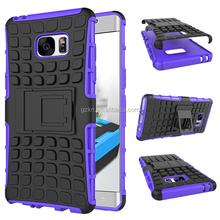 For Samsung Galaxy Note 7 tpu and PC combo shockproof case