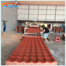 Decoration Asphalt Fiberglass Roof tile