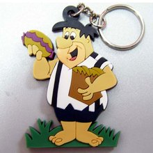 Promotional Gifts Custom PVC Rubber 3D Keychain
