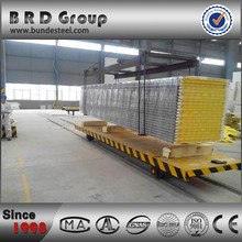 glass wool board insulated structural wall panel