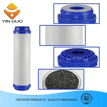 activate carbon water filter cartridge food grade amberlite ion exchange resin