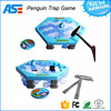 IN stock original penguin trap Funny Ice Breaking Save Penguin Game with CE certification